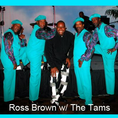 Ross Brown | Orlando, FL | Orlando, FL | Motown Band | Photo #9
