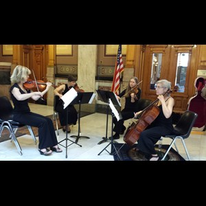 Cincinnati String Quartet | Phyllis & Friends Trio/Duo/Quartet/Band