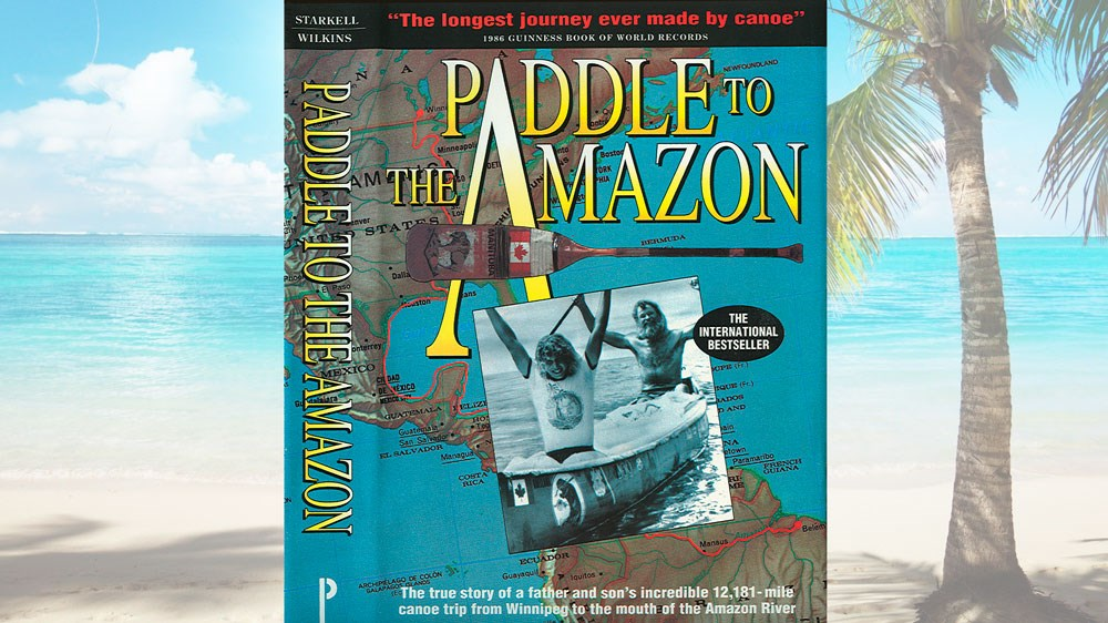 Paddle to the Amazon - Motivational Speaker - Des Moines, IA