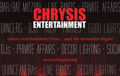 Chrysis Entertainment | Washington, DC | Cover Band | Photo #1