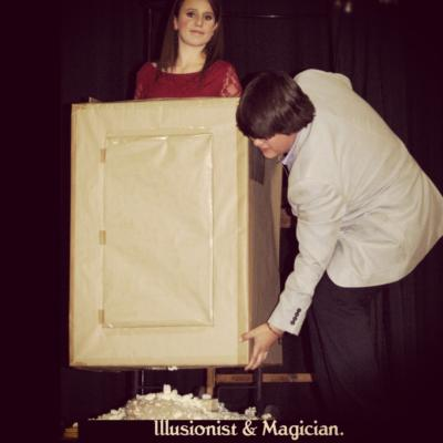 Tyler Sousa Magic | Taylor, MI | Magician | Photo #4