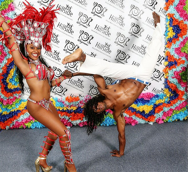 CASA BRAZILIA - Samba Dancer - New York City, NY