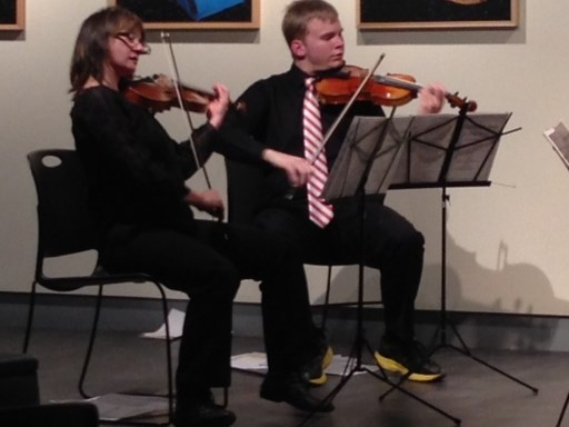 Bronwyn Burns Violin Studio - Chamber Music Duo - Hartford, CT