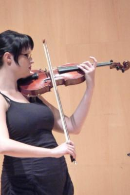 Amanda Raber | Tampa, FL | Violin | Photo #2