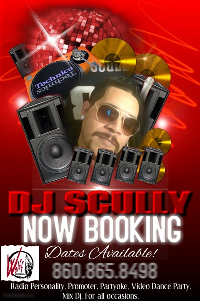DJ SCULLY - Event DJ - Willimantic, CT