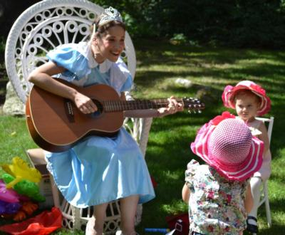 TeenyTunes Musical Birthday Parties for Toddlers | New York, NY | Children's Music Band | Photo #2