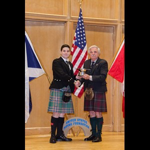 Concord, NH Bagpiper | Campbell Webster
