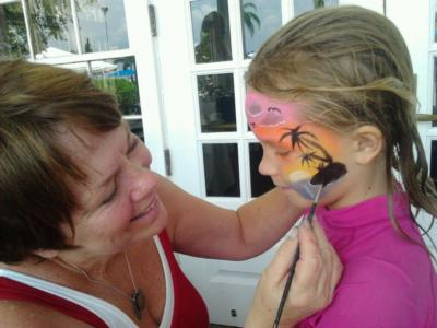 Blair Family Fun Troop | Tampa, FL | Face Painting | Photo #9