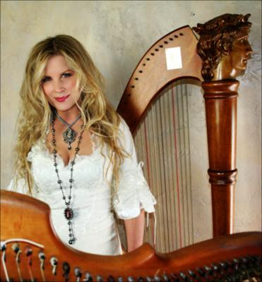 Carol Tatum, Harpist (Los Angeles) | Glendale, CA | Harp | Photo #1