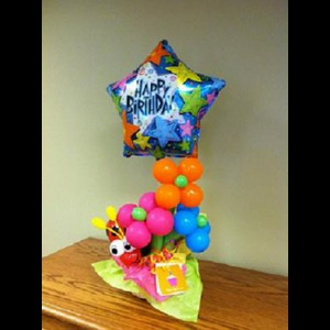 Canton Balloon Twister | Kristi Johnson