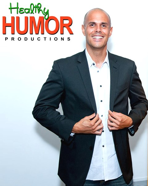 Robby Wagner: Corporate Comedian | Wellness Humor - Public Speaker - Gilbert, AZ