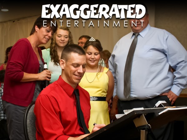 Exaggerated Entertainment - Caricaturist - Minneapolis, MN