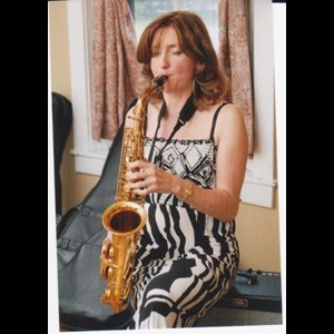 Potts Grove Saxophonist | Audrey