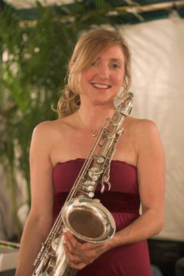Audrey | Monmouth Junction, NJ | Jazz Saxophone | Photo #1