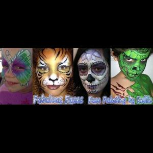 Franklin Square Face Painter | Fabulous Faces by Kellie