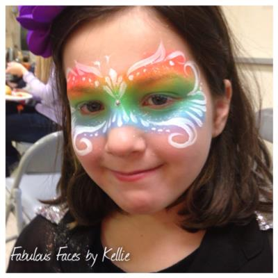 Fabulous Faces by Kellie | Lindenhurst, NY | Face Painting | Photo #20