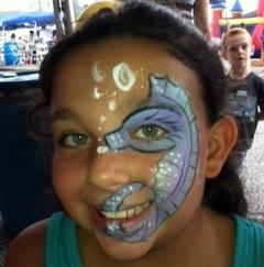 Fabulous Faces by Kellie | Lindenhurst, NY | Face Painting | Photo #2