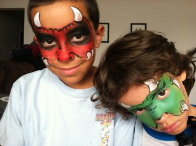 Fabulous Faces by Kellie | Lindenhurst, NY | Face Painting | Photo #3