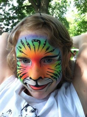 Fabulous Faces by Kellie | Lindenhurst, NY | Face Painting | Photo #4