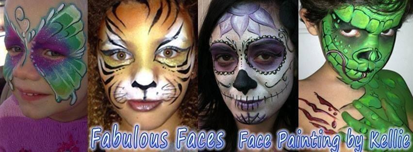 Fabulous Faces by Kellie