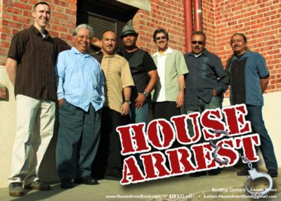 The House Arrest Band | Ventura, CA | Dance Band | Photo #1