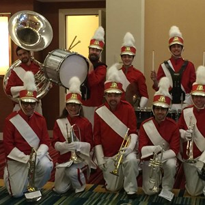 St Petersburg Brass Band | Patriot Brass Miami Marching Band