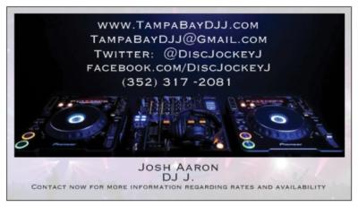 DJ J. Entertainment | Saint Petersburg, FL | DJ | Photo #6