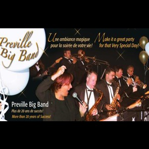 Quebec Dance Band | Preville Big Band