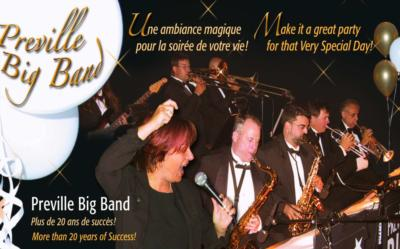 Preville Big Band | Verdun, QC | Big Band | Photo #1