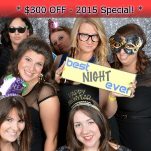 Hackettstown Photo Booth | Inside Out Booth