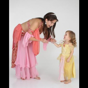 Princess Jasmine & Face Painting Party - Face Painter - Las Vegas, NV
