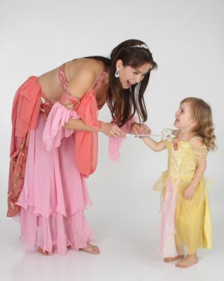 Princess Jasmine & Face Painting Party | Las Vegas, NV | Face Painting | Photo #1