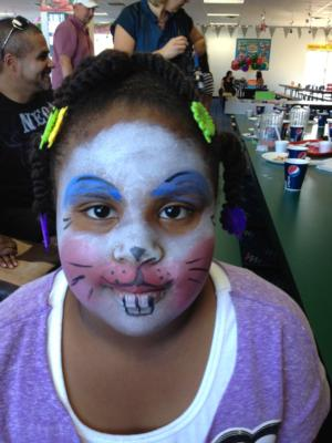 Princess Jasmine & Face Painting Party | Las Vegas, NV | Face Painting | Photo #5