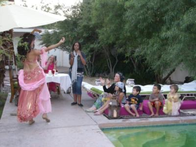Princess Jasmine & Face Painting Party | Las Vegas, NV | Face Painting | Photo #2