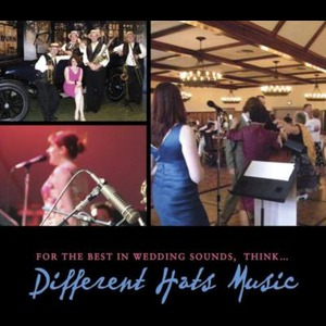 Akron Ballroom Dance Music Band | Different Hats Music