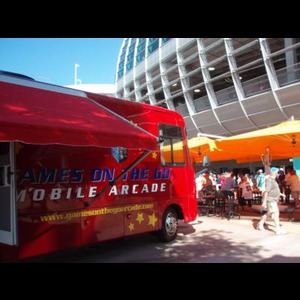 Miami Video Game Party | Games On The Go - Mobile Arcade