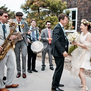 Kew Gardens 20s Band | The Recessionals Jazz Band