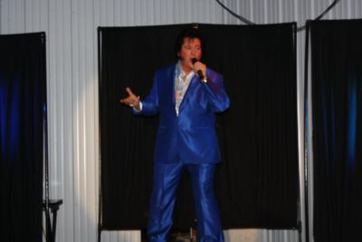 GENTLEMAN JIM AS ELVIS, ROY ORBISON OR JOHNNY CASH | Absecon, NJ | Elvis Impersonator | Photo #9