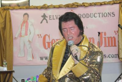 GENTLEMAN JIM AS ELVIS, ROY ORBISON OR JOHNNY CASH | Absecon, NJ | Elvis Impersonator | Photo #8