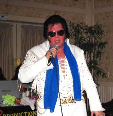 GENTLEMAN JIM AS ELVIS, ROY ORBISON OR JOHNNY CASH | Absecon, NJ | Elvis Impersonator | Photo #6