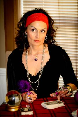 CHARACTER fortune teller,Vivian Moonbeam!   | Los Angeles, CA | Fortune Teller | Photo #6