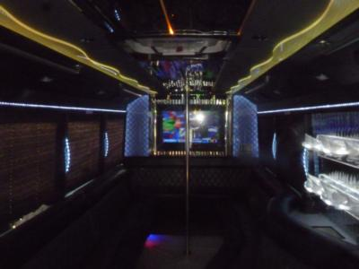 Party buses! Party line limo inc.  | Kings Park, NY | Party Bus | Photo #1