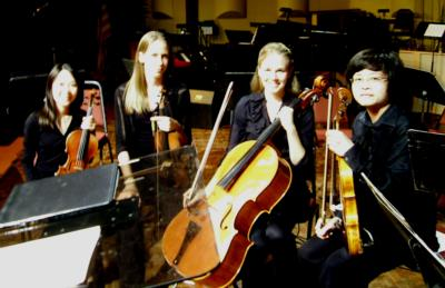 Real Live Bands (ensembles) | Miami Beach, FL | Classical String Quartet | Photo #5