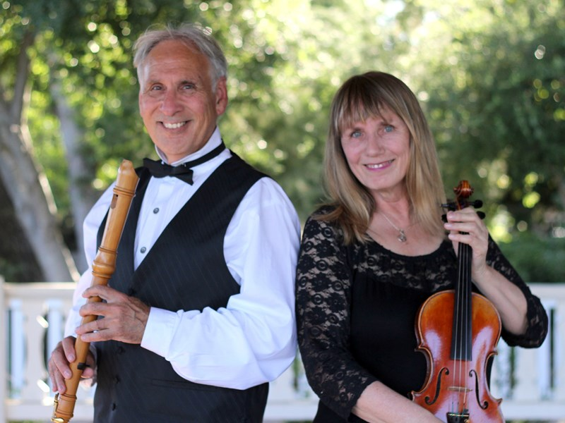 Kammeraderie - Music from Many Lands - Celtic Duo - Fallbrook, CA