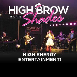 Puposky 80s Band | High Brow and The Shades