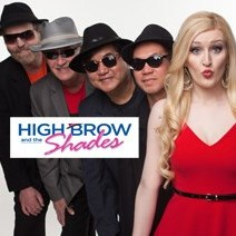 Cottonwood Dance Band | High Brow and The Shades