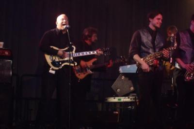 The Groove Party | Fenton, MI | Dance Band | Photo #14