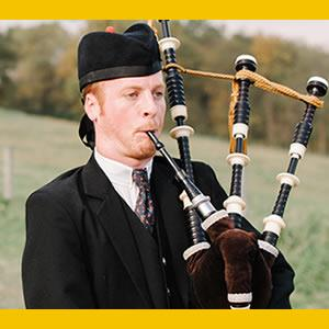 Houston, TX Bagpiper | Nicholas Hudson - Houston Bagpiper