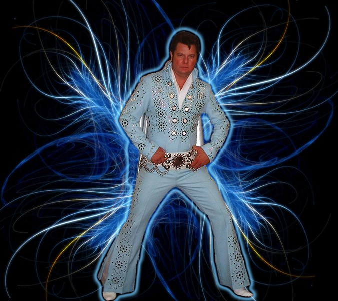 Phil Urban - Elvis Impersonator - West Columbia, SC