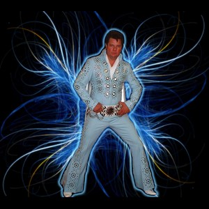 Hunter AAF Elvis Impersonator | Phil Urban